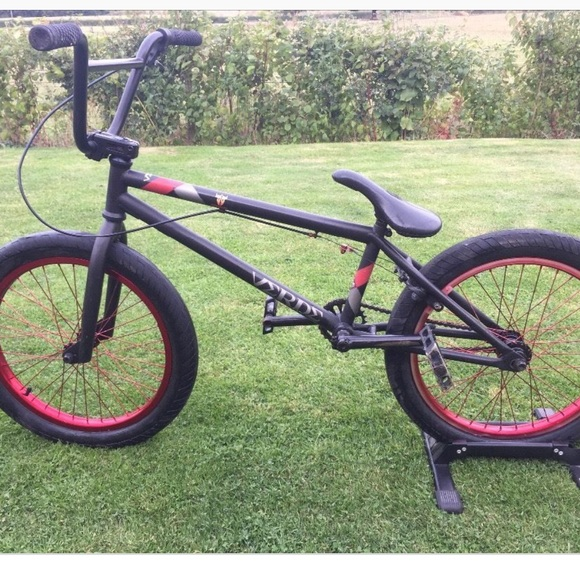 Verde Bikes BMX Sticker vex purple bike frame vex sticker sheet